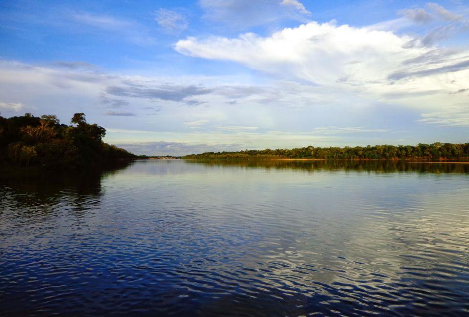Der Rio Guaporé